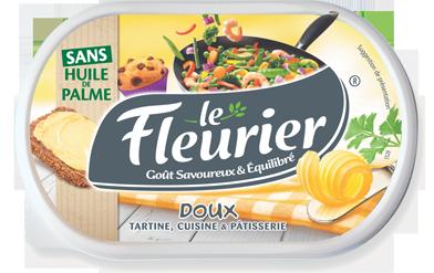 LE FLEURIER® SANS HUILE DE PALME DOUX
